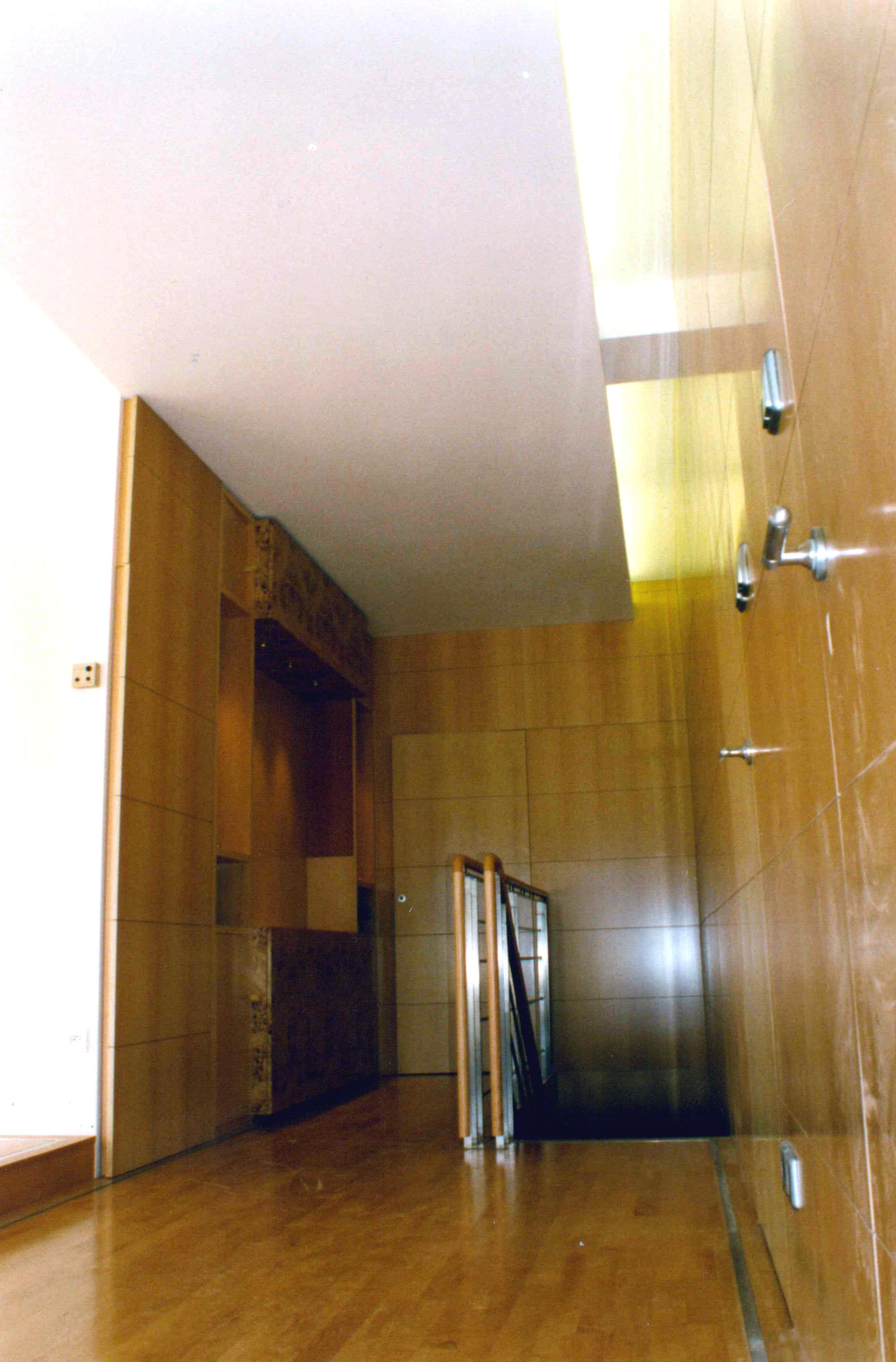 am nagement int rieur d 39 un duplex vichy m tre carr m tre carr. Black Bedroom Furniture Sets. Home Design Ideas