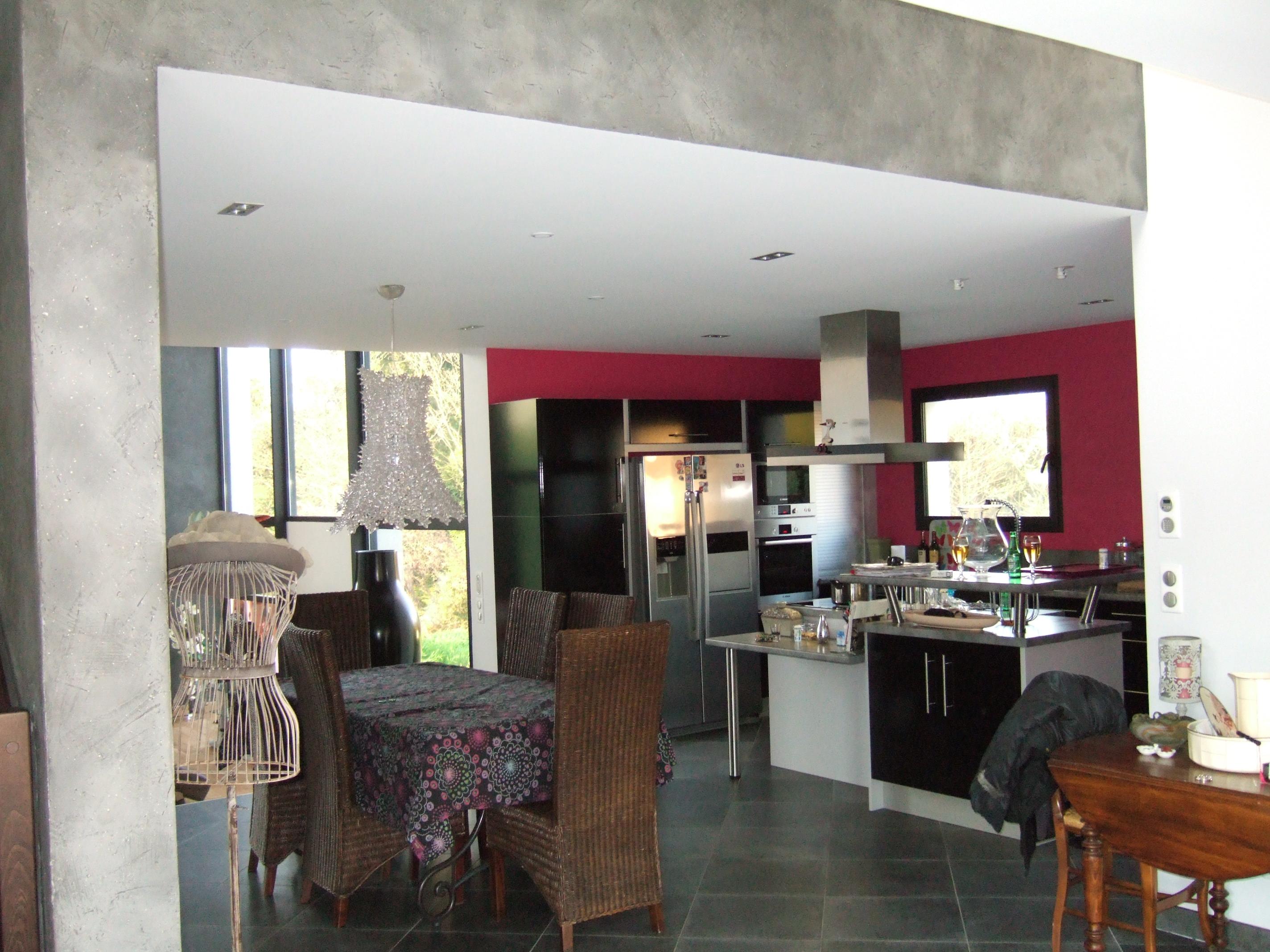 Construction d\'une maison contemporaine à Avermes - Mètre ...
